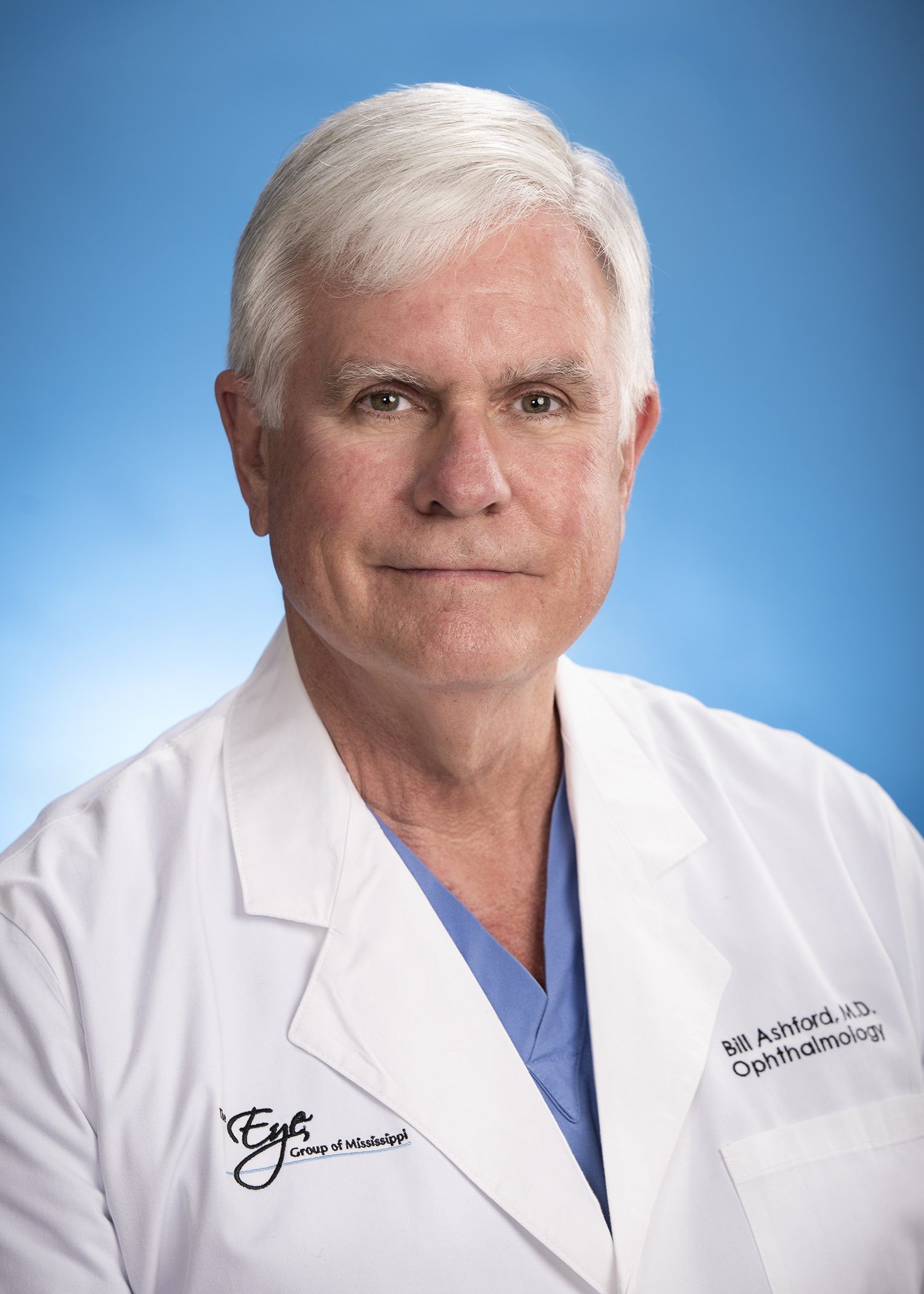 William C. Ashford, M.D.